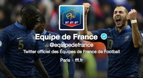 Comment le compte Twitter de l'équipe de France est passé du basket au foot | CommunityManagementActus | Scoop.it