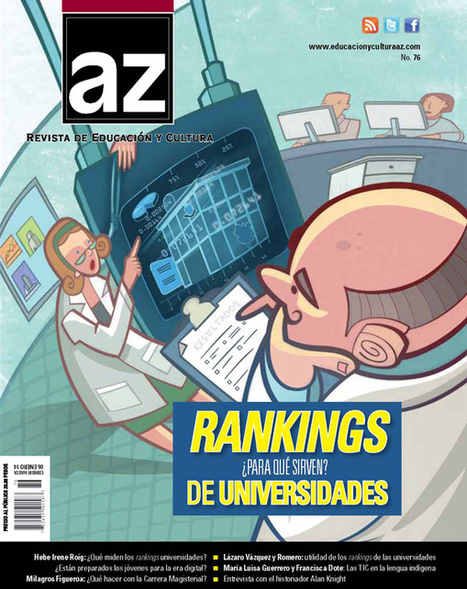 Rankings de universidades: ¿Para qué sirven? | Educacion, ecologia y TIC | Scoop.it