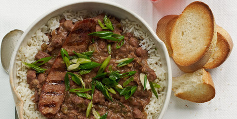 Red Beans and Rice Recipe | Garden and Gun | 4-Hour Body Bean Cookbook | Scoop.it