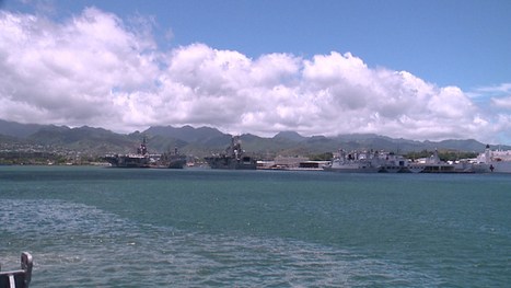 Military conducts security exercises in Pearl Harbor area   KHON2   Robby Toledano   Scoop.it