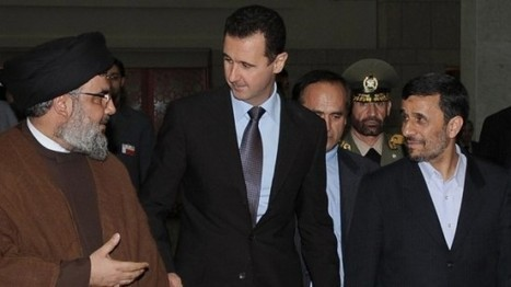 Report: Assad Transfered One Ton of VX Nerve Gas To Hezbollah | War Against Islam | Scoop.it