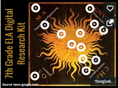 Cool Tools for 21st Century Learners: Meet a ThingLink Expert Educator | Education | Scoop.it