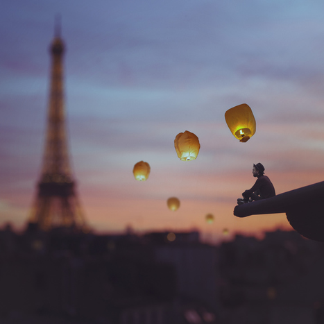 A light for a lost soul by Vincent Bourilhon | picturescollections | Scoop.it