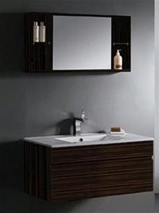 Single Vanity with Medicine Cabinet   Home Decoration   Scoop.it