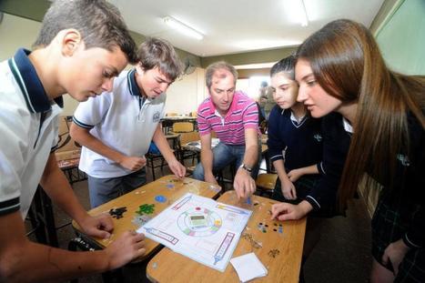 Aprender Física puede ser motivo de juegos y diversión - La Gaceta   Recursos educativos del ISFD 808   Scoop.it
