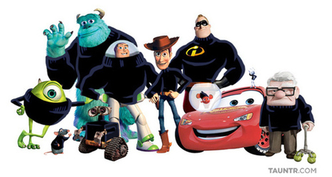 Pixar gang bids farewell to Steve Jobs - Holy Kaw! | Whatever I like ! | Scoop.it