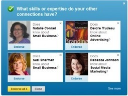 LinkedIn Endorsements: How to Use Them and How to Turn Off Email Notifications | Authority Publishing | Custom Publishing for Nonfiction Books | Social Media Marketing Services | Sacramento, CA Pub... | LinkedIn endorsements, pros and cons | Scoop.it