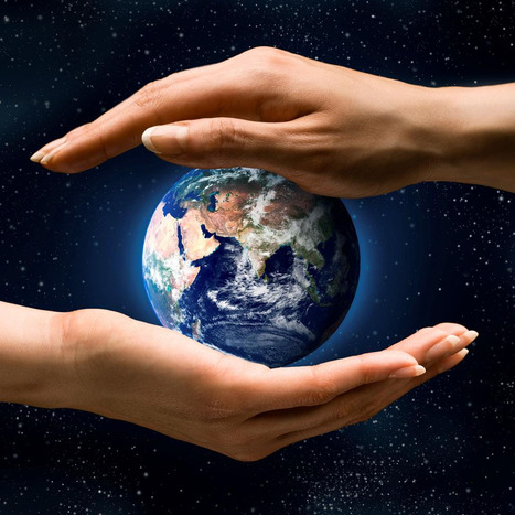 It's Time To Stop Living On The Earth and Start Cohabitating With Her - The Earth is a Sentient Living Organism   promienie   Scoop.it