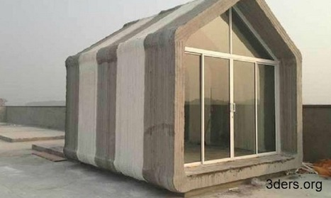 How a Chinese Company 3D-Printed Ten Houses In a Single Day | medical toursim | Scoop.it