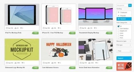 medialoot – miles de fuentes, iconos, gráficos, plantillas, interfaces y más | Maquetación de libros y diseño personalizado de portada | Scoop.it