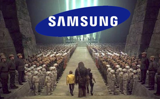 how samsung became the world's no