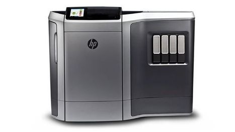 3D printing innovation: HP to launch fast industrial 3D printer | 3D Printing News | Scoop.it