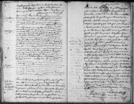 Lulu Sorcière Archive: Françoise TOUCHARD - Maitresse sage-femme à Naintré - 1790.   Chroniques d'antan et d'ailleurs   Scoop.it