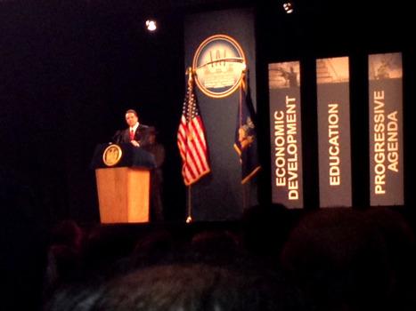 Le Gouverneur de l'État de New York Andrew Cuomo présente son discours sur l'état de l'État.   Québec-New York   Scoop.it