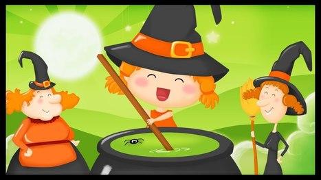 Halloween - Chanson pour enfants - Monde des petits - YouTube | Français | Scoop.it