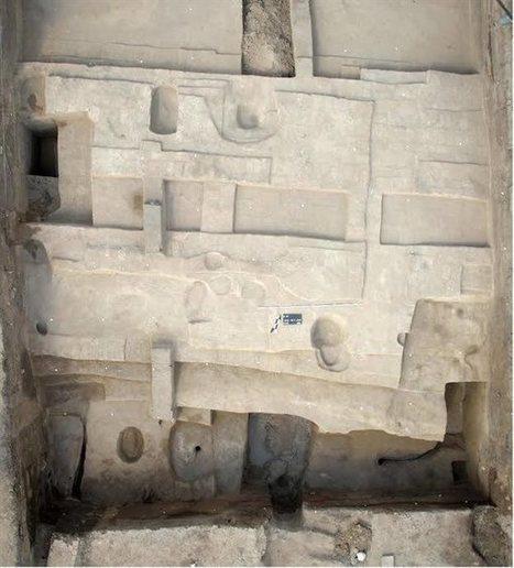Excavan un muro imponente de finales del Imperio Medio | ArqueoNet | Scoop.it