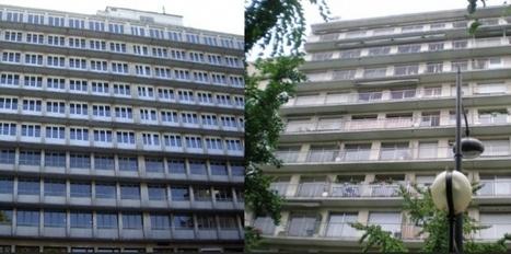 Immobilier: transformer les bureaux vides en appartements réglerait-il le problème du logement à Paris? | Projet immobilier | Scoop.it