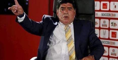 Pour le président du Venezuela, «Diego Maradona doit devenir président de la FIFA» | Venezuela | Scoop.it
