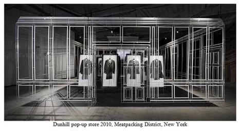 Quel avenir pour les boutiques 3.0 ? | Hyperlieu, le lieu comme interface à l'écosystème ambiant | Scoop.it