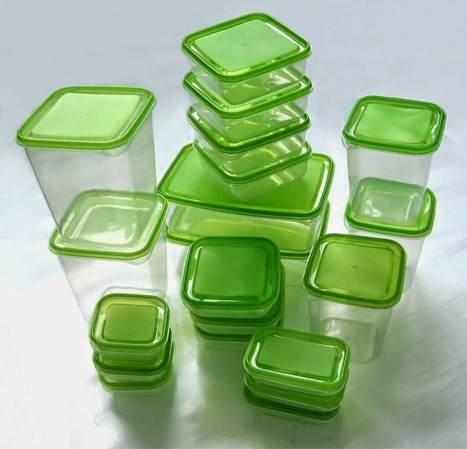 Methods to clean your plastic containers easily   Shopping   Scoop.it