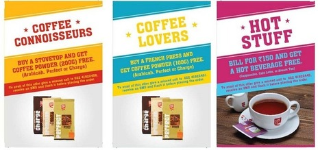 Mobile coupons are redeemed 10 times more! Cafe Coffee Day brews a Hot Friendship Day Marketing campaign | COUPONING | Scoop.it