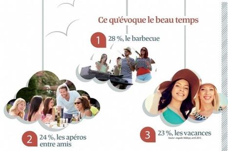 Marketing : la météo fait la pluie et le beau temps | Webmarketing & TPE-PME | Scoop.it