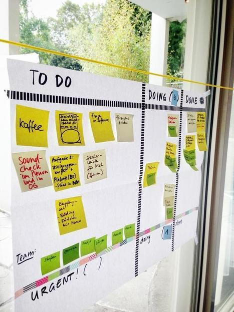 Kanban: A Universe of Options for Life's Planning & Organizing Challenges #5 | Personal Kanban | Agile | Scoop.it