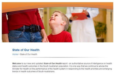 State of our health | Australian Health | Scoop.it