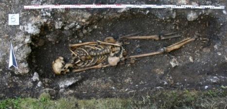 Ce pied de bois serait la plus vieille prothèse d'Europe | Monde médiéval | Scoop.it