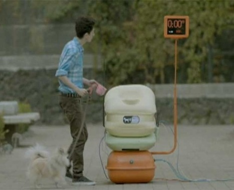Exchange Dog Poo For Free Wi-Fi : Discovery News | Animal Health | Scoop.it