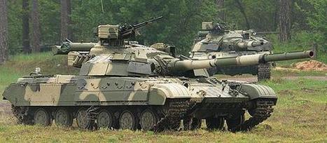 Così va il mondo: i turchi modernizzeranno i carri armati ucraini acquistati dai russi   La Grande Guerra (la III^)   Scoop.it