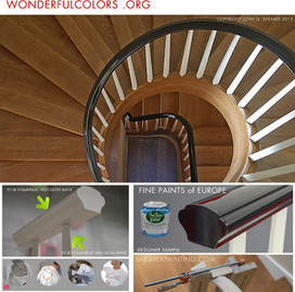 Fine Paints of Europe - traditional - staircase - seattle - by Shearer Painting & Wonderfulcolors.org | Home Painter Fulton County | Scoop.it