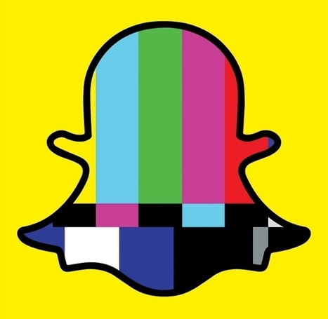 Snapchat Persuades Brands to Go Vertical With Their Video   Sticky Marketing   Scoop.it