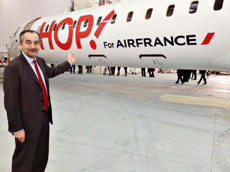 La compagnie française HOP! décolle… | Airliners | Scoop.it