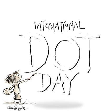 International Dot Day | The Global Education Conference Network Scoop | Scoop.it