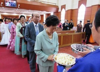 Worship service in Pyongyang focuses on peace and reunification of Korean peninsula — World Council of Churches | Korea, Sun Myung Moon, Unification | Scoop.it