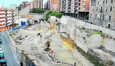 Empiezan las catas arqueológicas para la reforma del Teatre Romà de Tarragona   LVDVS CHIRONIS 3.0   Scoop.it