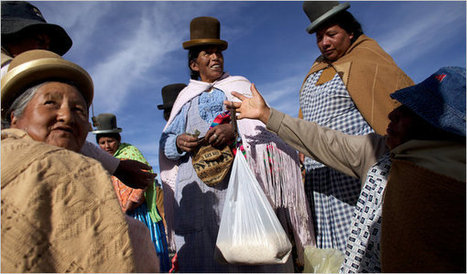 Quinoa's Global Success Creates Quandary in Bolivia | geography and anthropology | Scoop.it