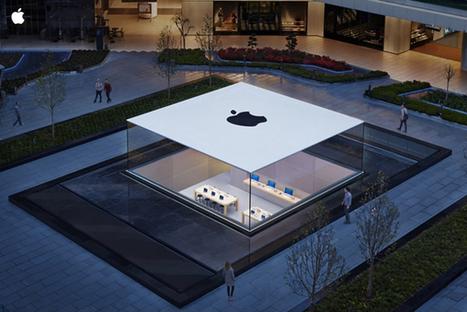 Design : l'Apple Store du centre Zorlu doublement récompensé - Mac4ever | Yantez | Scoop.it