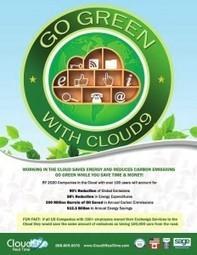 Green Cloud Computing | Is Cloud IT Green | Green Computor IT | Cloud IT | Scoop.it