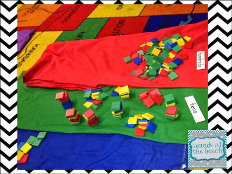 Regrouping Practice for Second Graders who Love to Wiggle! | Regrouping and Meaningful Math | Scoop.it