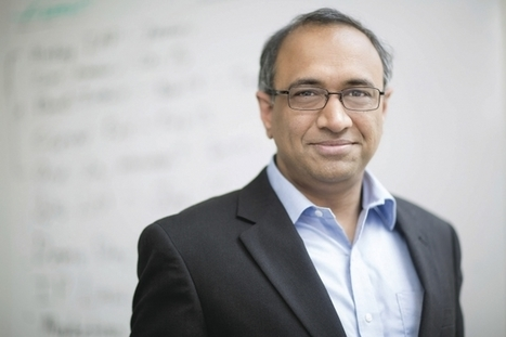 Sanjay Sarma Rethinks the Professor's Role | eLearning and Blended Learning in Higher Education | Scoop.it