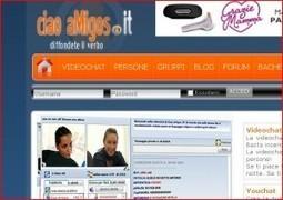 Ciao Amigos – Come Utilizzare la Chat Online | Tutto sui Social Network | Scoop.it