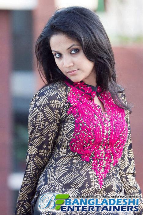 Bangladeshi-actress-Urmila-Srabonti-Kar | Bangladeshi Model And Actress | Scoop.it