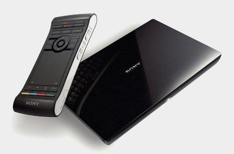 Sony NSZ-GS7, The 1st Google TV 2.0 Device is Now Available in the US and UK | Embedded Systems News | Scoop.it