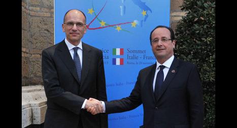 20/11 L'Europe de la défense à l'agenda du sommet franco-italien   Comité Europe de la Défense   Scoop.it