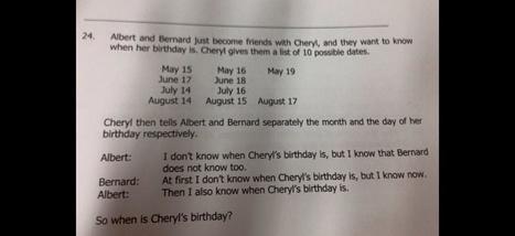 Réussirez-vous à résoudre ce problème de maths singapourien? | Mathématiques pour les profs | Scoop.it