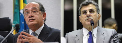 Gilmar diz não ver impedimento para Jucá ser ministro | EVS NOTÍCIAS... | Scoop.it