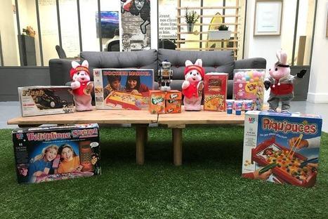 Vous souvenez-vous des jouets de votre enfance?   Quartier des Halles - et un peu plus autour de la Canopée...   Scoop.it