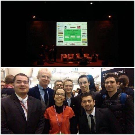 Blog du voyage à Paris des BTS PC2 - 2 au 6 novembre 2015   L'Enilia-Ensmic dans la presse   Scoop.it